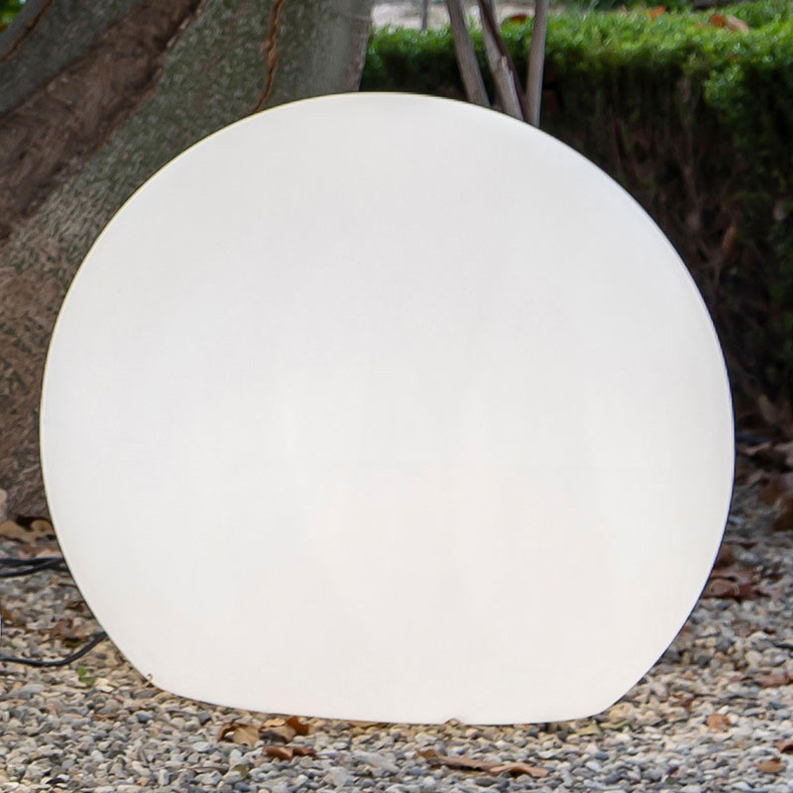 Newgarden Buly golvlampa i kulform, Ø 80 cm