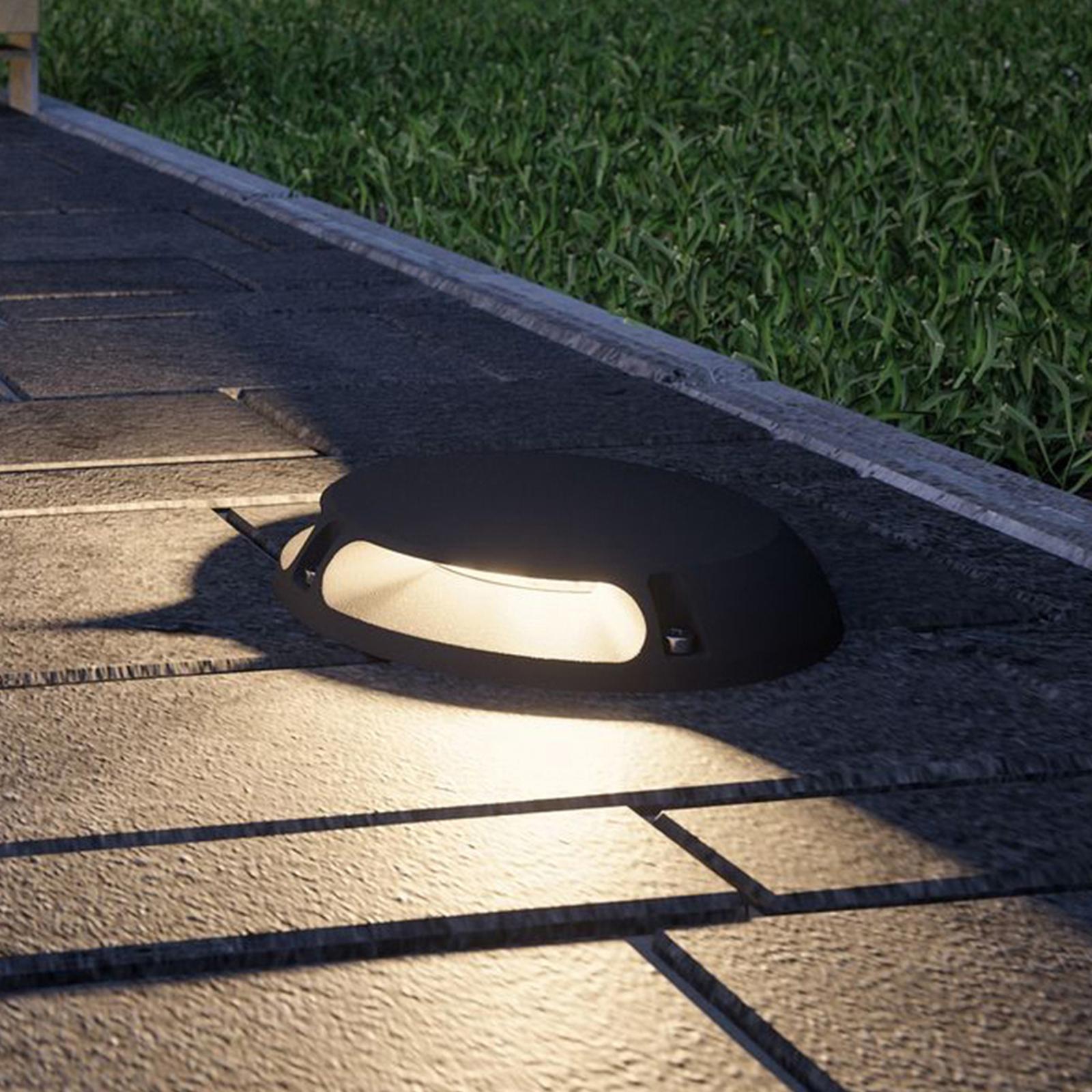 Paulmann Plug & Shine LED-Bodenleuchte 93920 2x3W