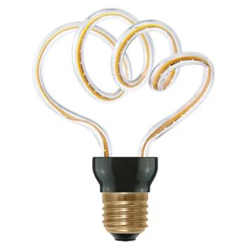 Art Cloud LED-pære E27 12W 500 lm, varmhvid