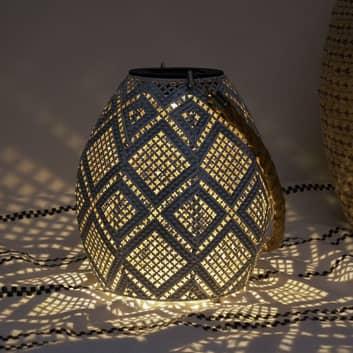 Pauleen Sunshine Diamond LED-Solar-Laterne