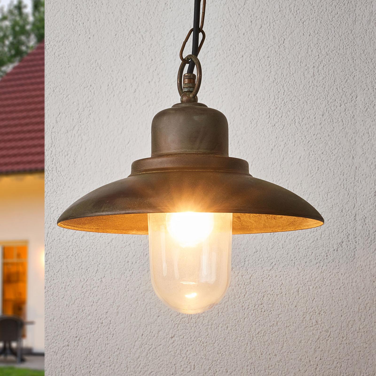 Zewnętrzna lampa wisząca PALERMO