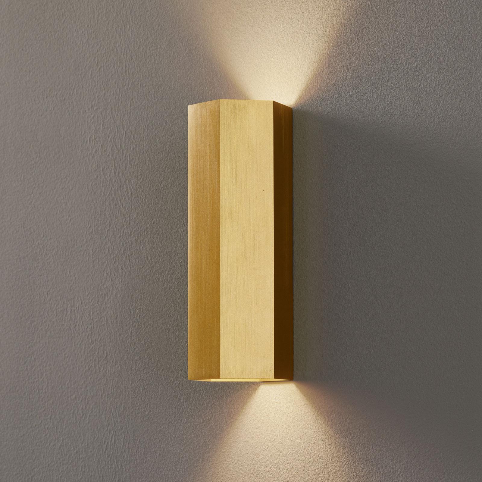 WEVER & DUCRÉ Hexo mini 2.0 Wandlampe 20cm gold