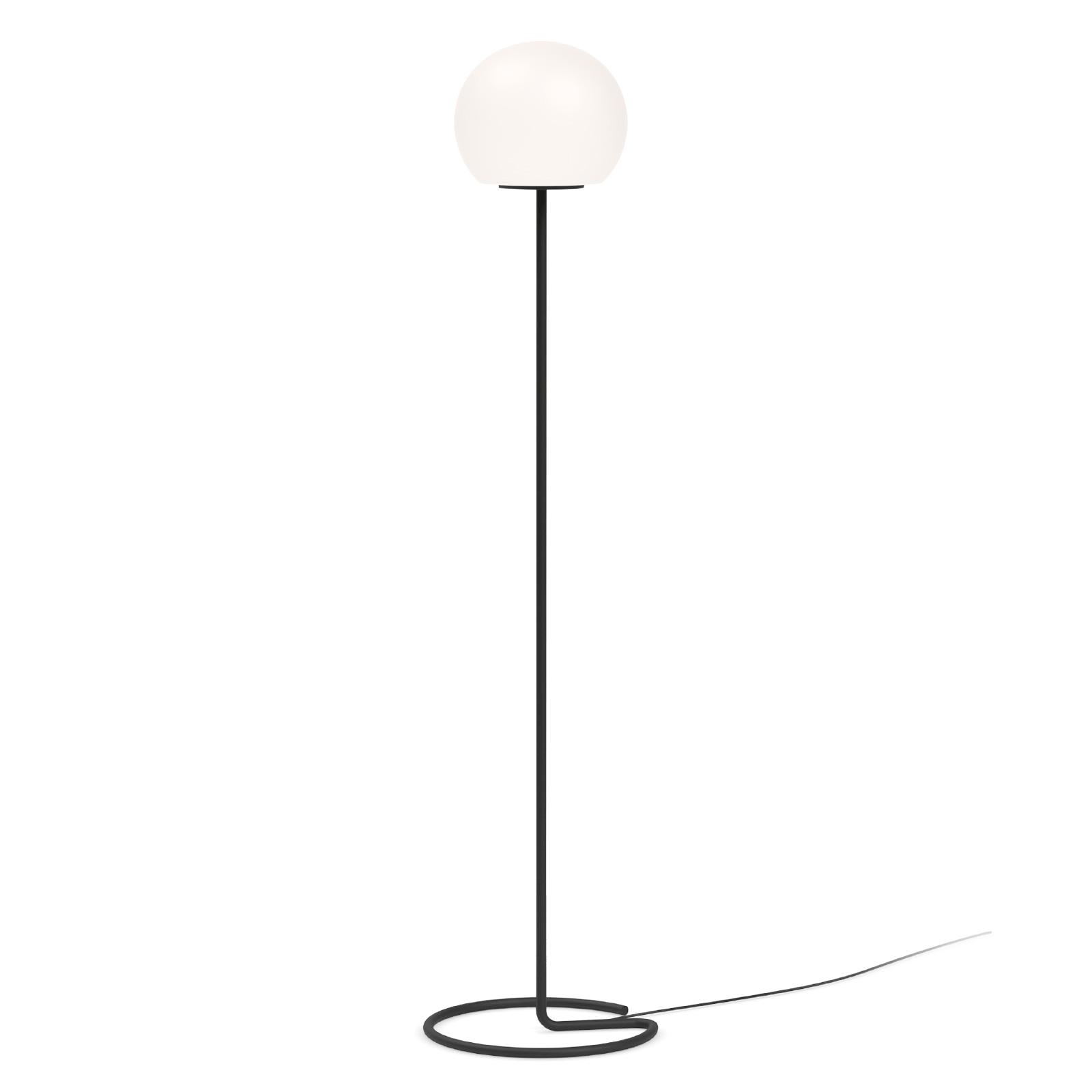 WEVER & DUCRÉ Dro 3.0 vloerlamp zwart-wit