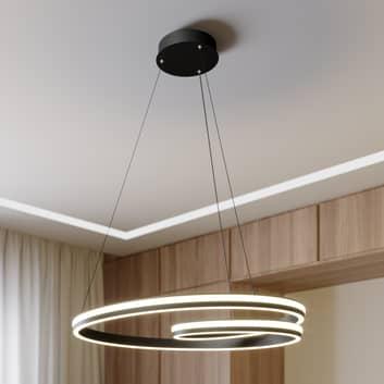 Lucande Gwydion LED-Hängeleuchte, 80 cm