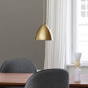 GUBI Bestlite BL9 lampa wisząca Ø16cm mosiężna