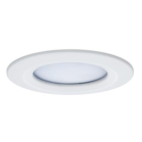 Paulmann Coin Slim - runde LED-downlight, IP44