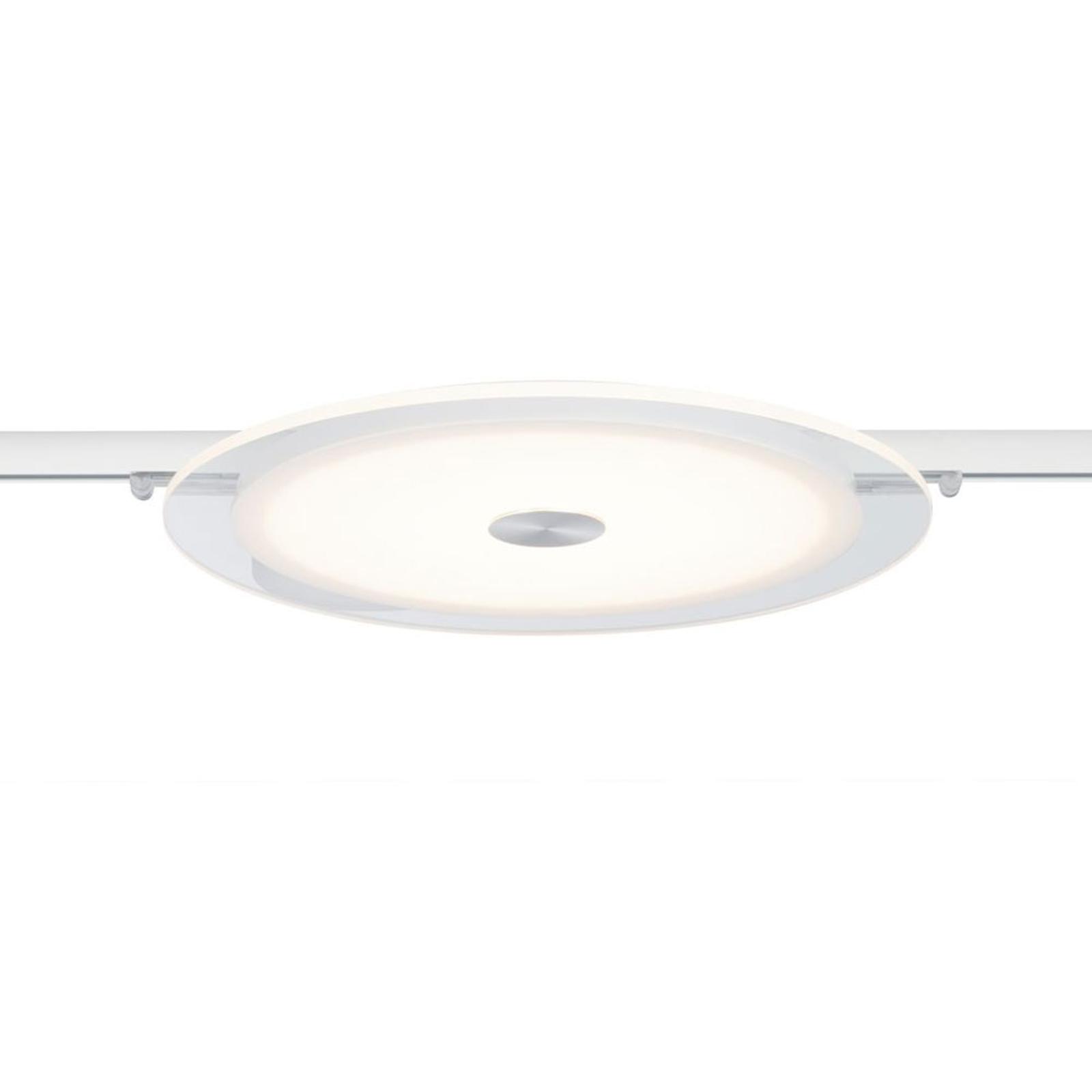 Paulmann NanoRail Luno LED-panel, hvit