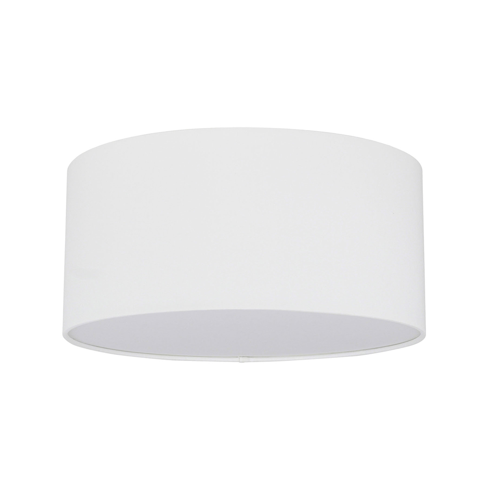 Lampa sufitowa LED Josefina, Ø 28 cm, biała