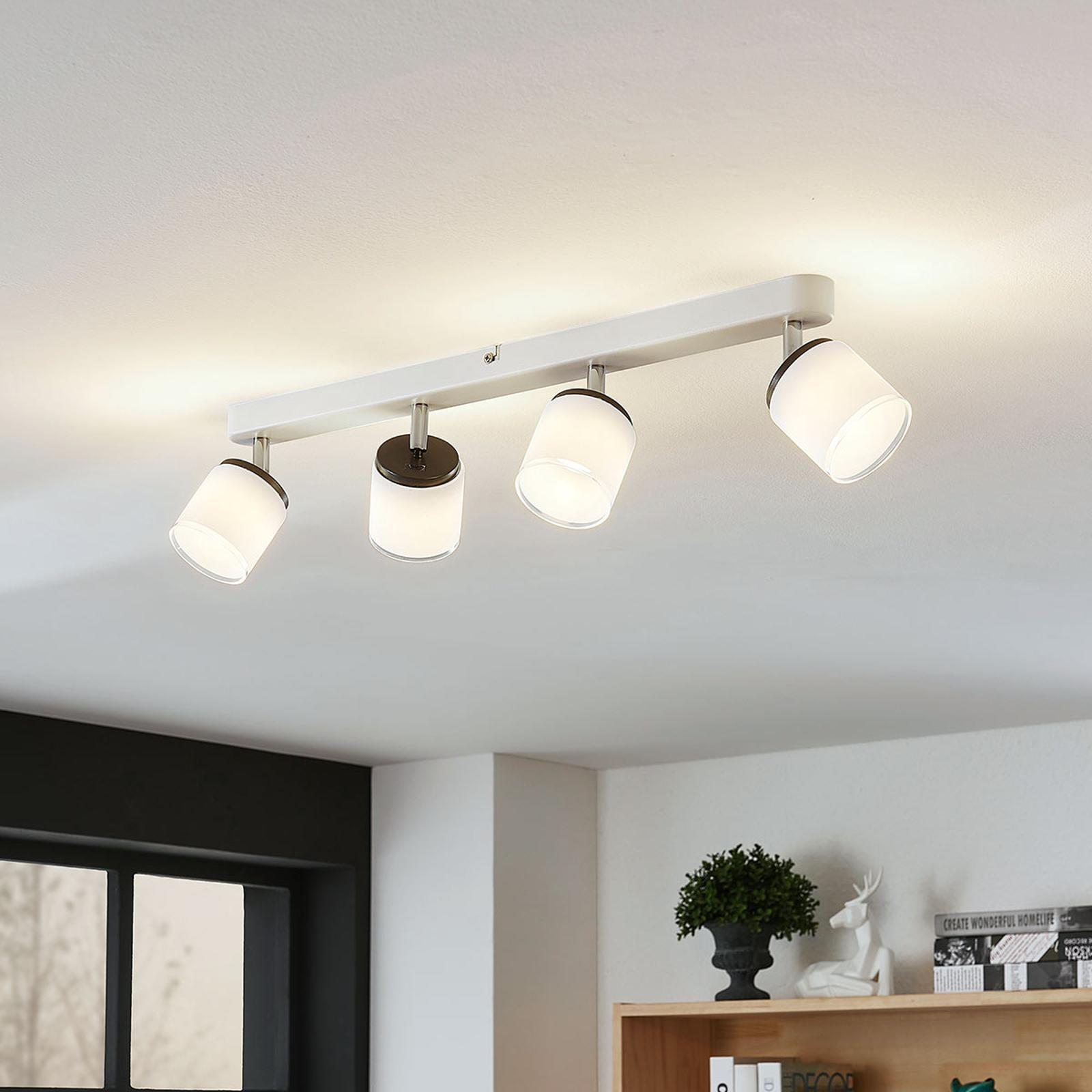 LED-Deckenspot Futura, 4-flammig