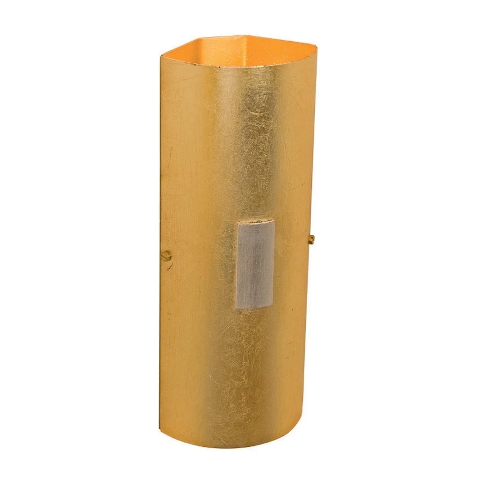 Menzel Solo applique dorata da montaggio angolare