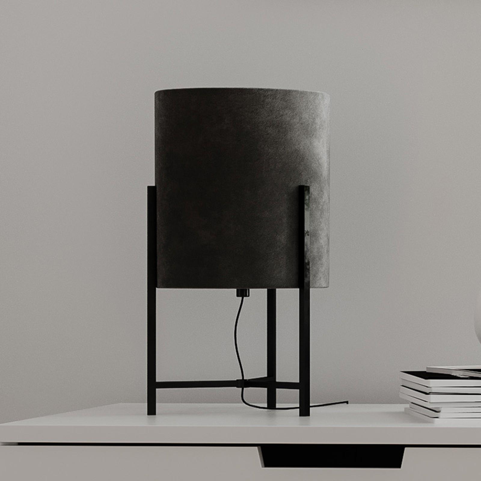 By Rydéns Honey, bordlampe, grå