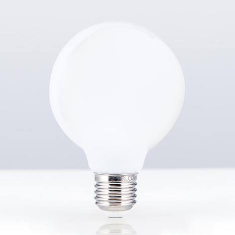 E27 6W 828 LED-Globelampe G80 opal