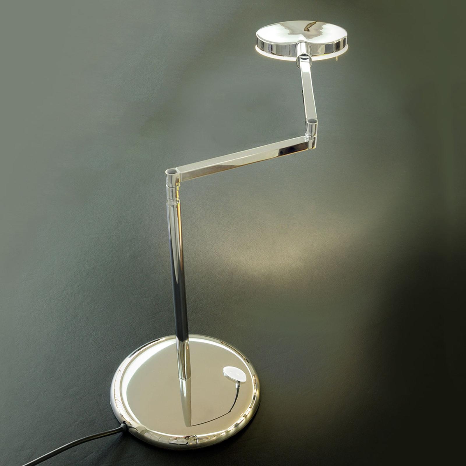 Milan 3-LED flexibele LED bureaulamp