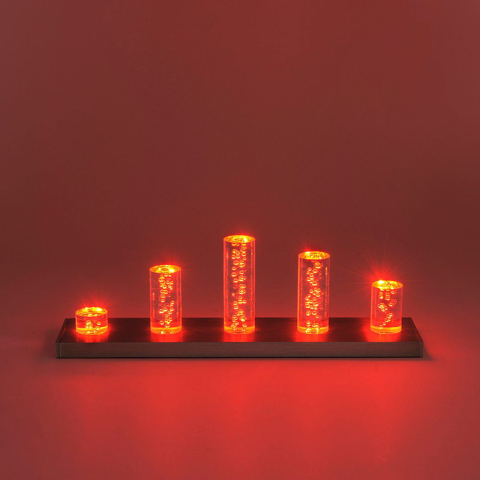 Met kleurwisselaar - LED tafellamp Skyline