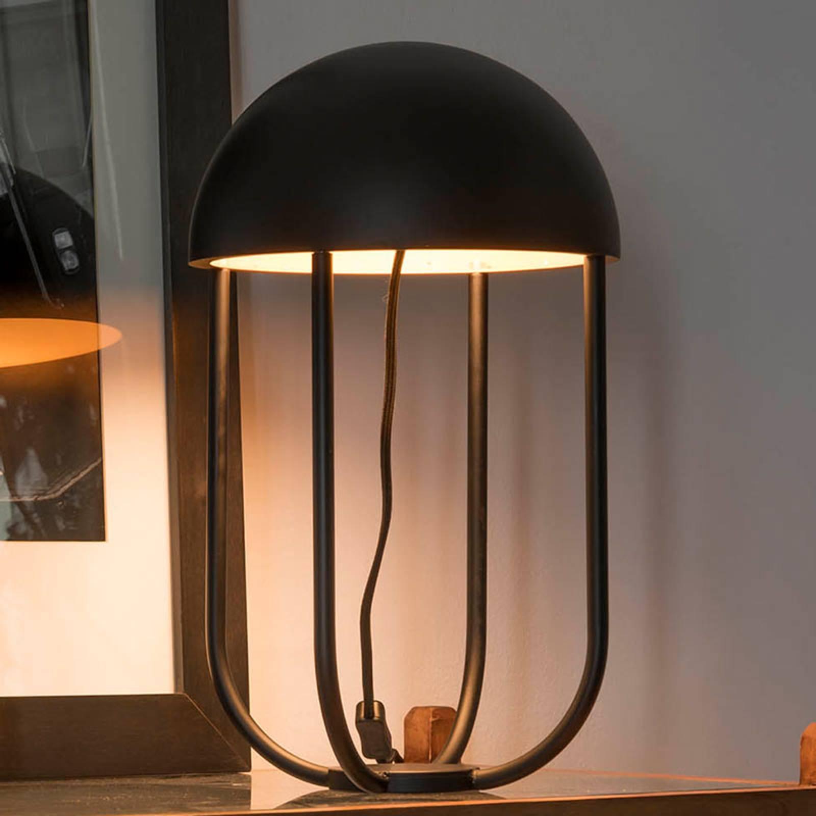 Fantasierijk vormgegeven tafellamp Jellyfish