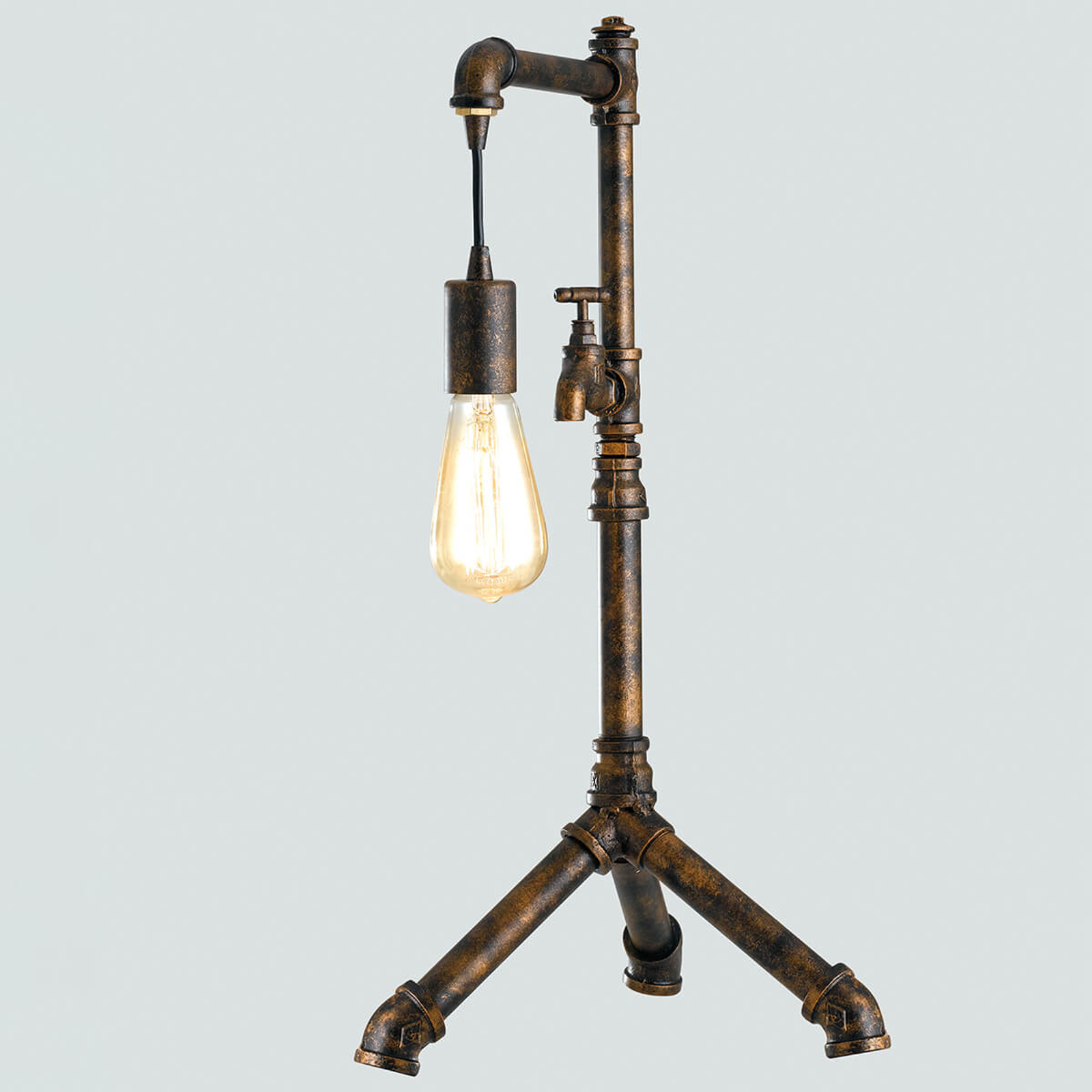 Bordlampe Amarcord, 1 lys