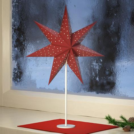 Seisova tähti Clara, sametti