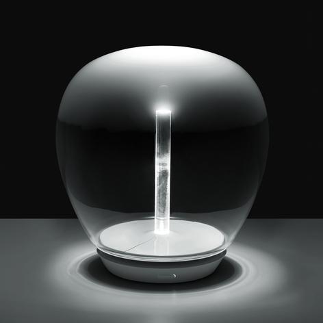 Artemide Empatia Glas-Tischleuchte mit LED