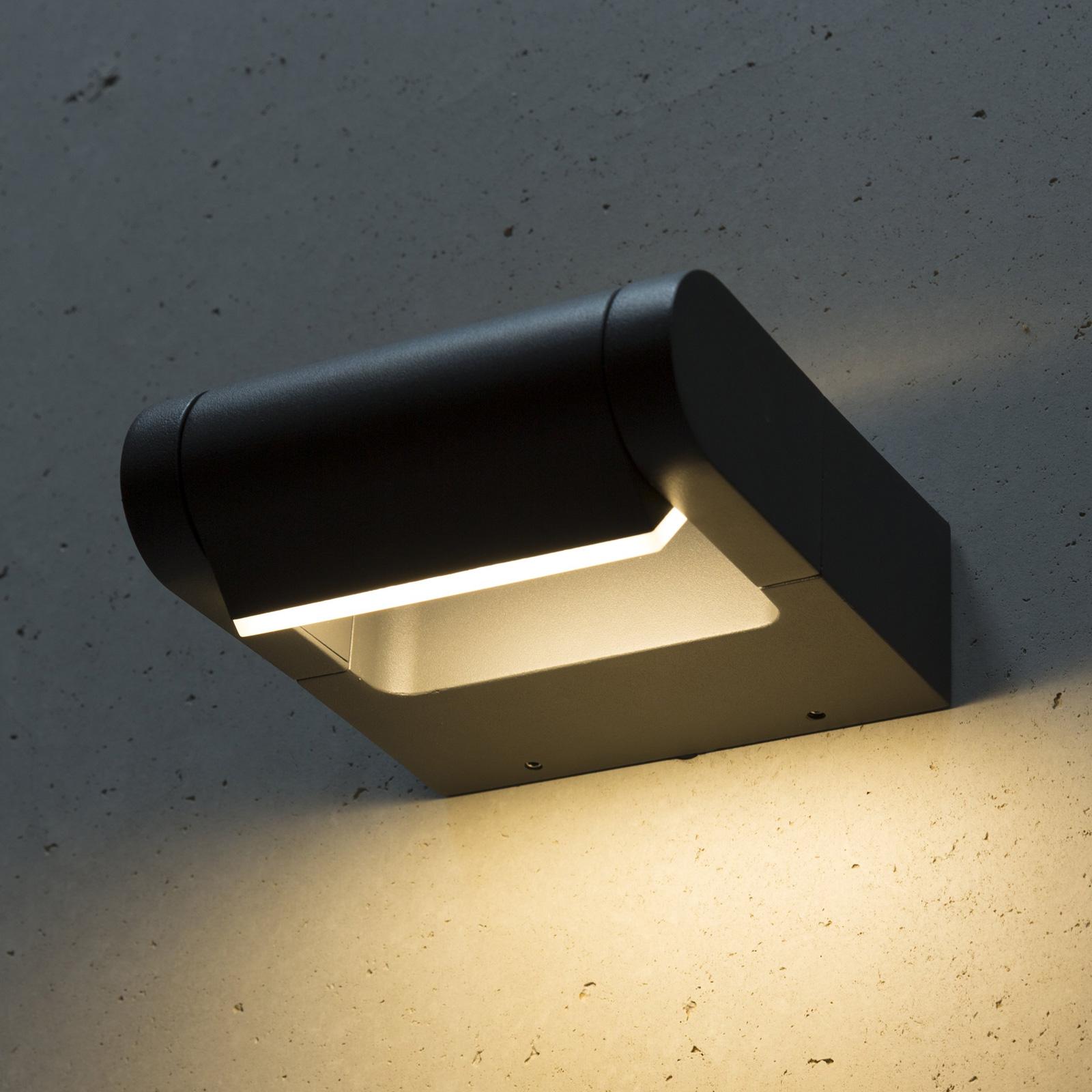 LED buitenwandlamp Estilo, IP54