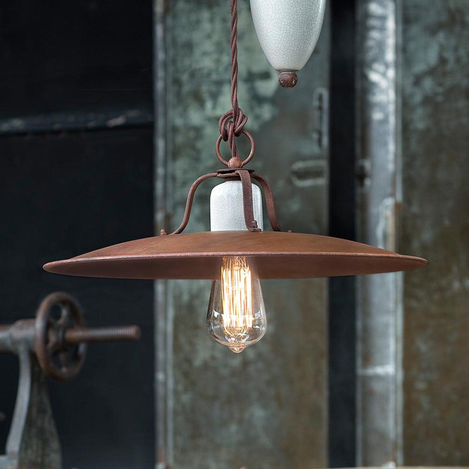 Riccardo pendant light, rise and fall mechanism_3517149_1