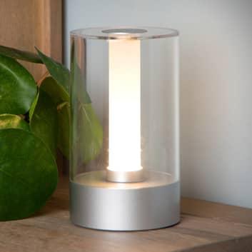 Bordslampa Tribun med batteri och dimmer