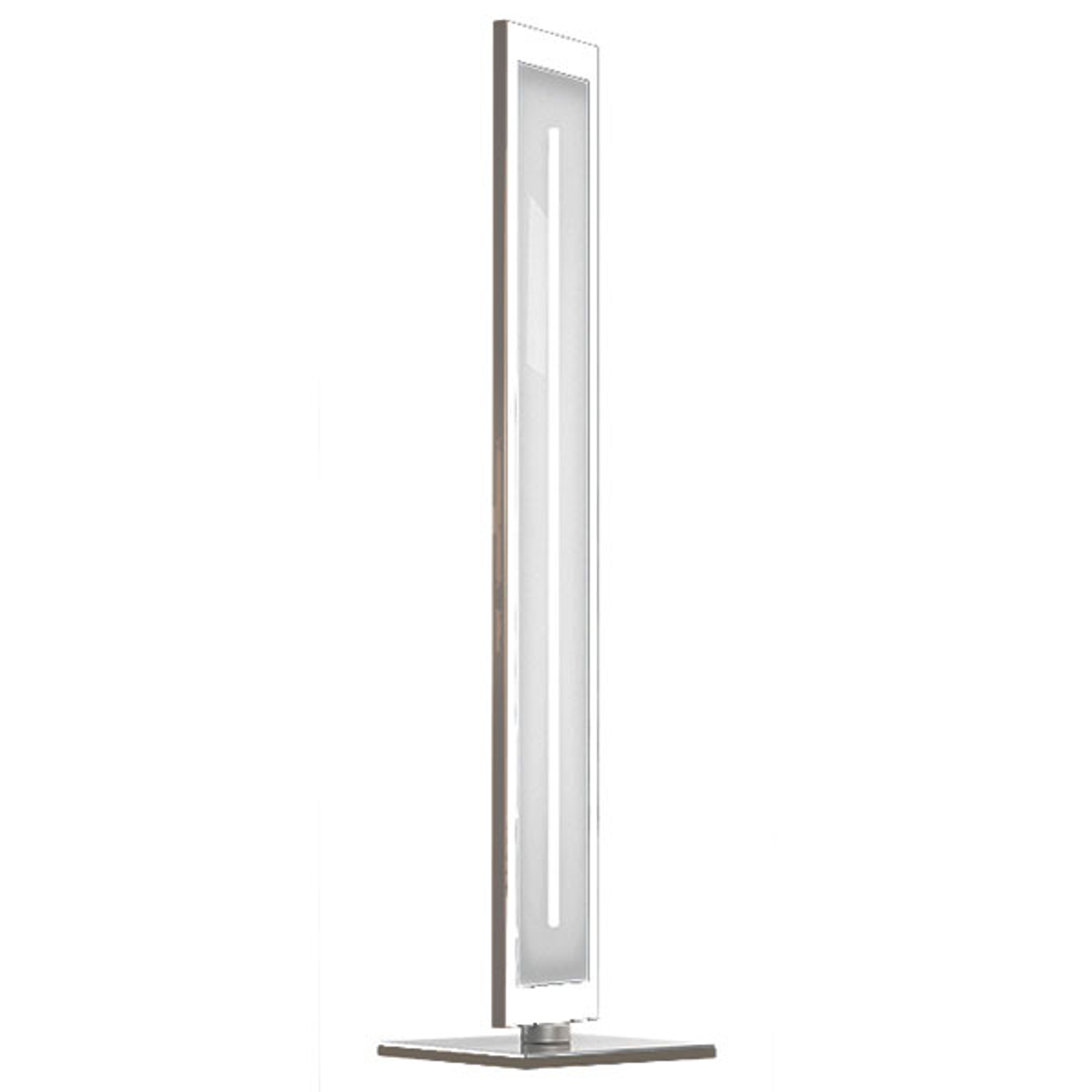 Sterowana lampa stojąca LED Zen z Color Control
