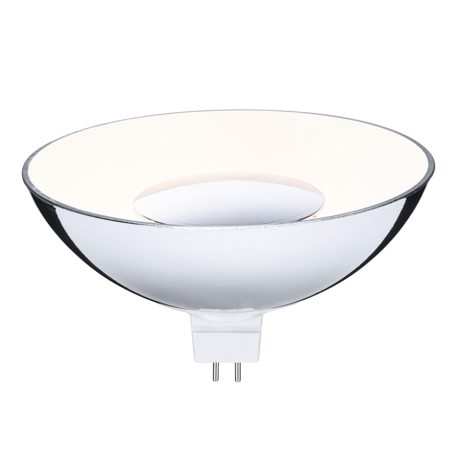 Paulmann GU5,3 4,9W Reflektor 830 weiß/silber
