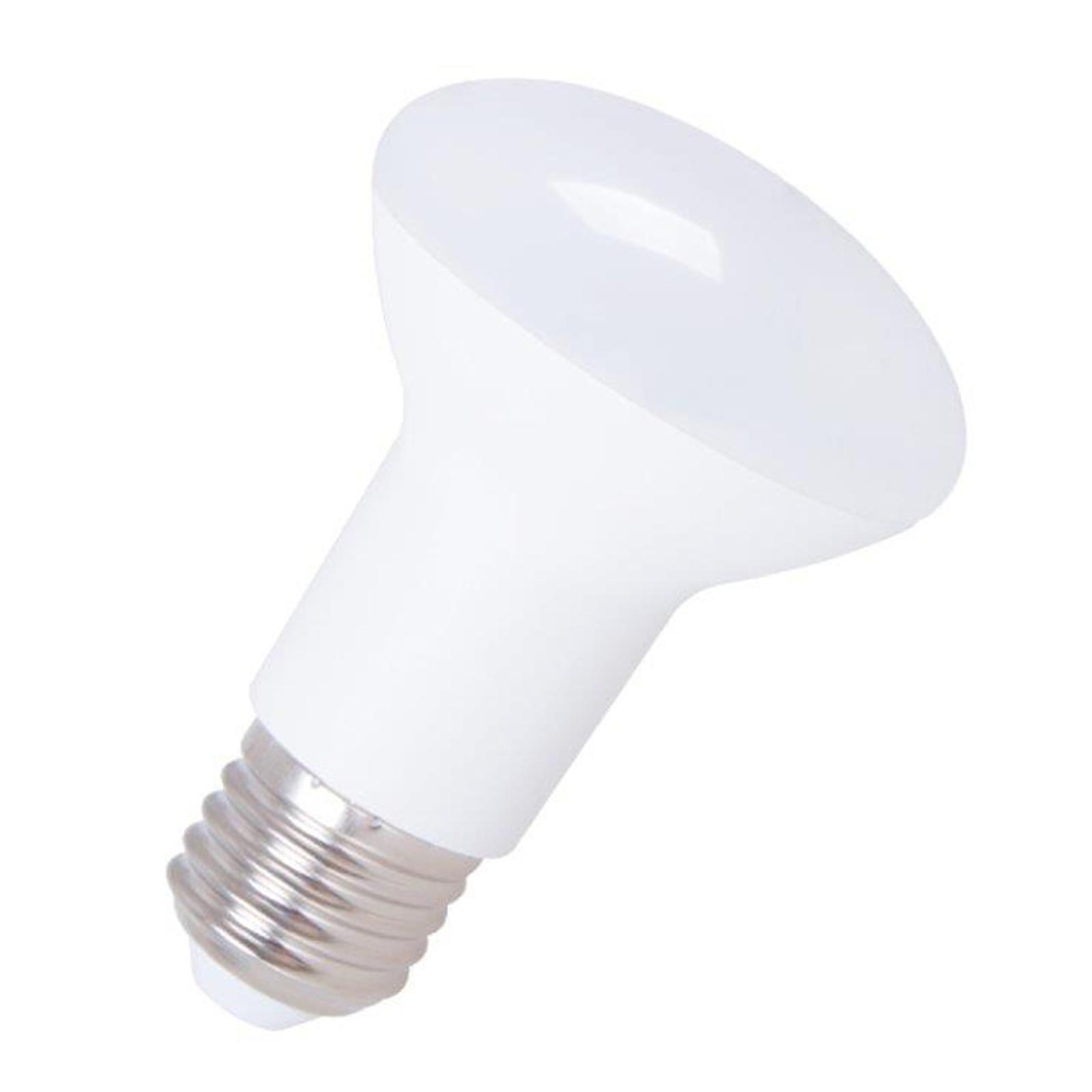 E27 7W R63 830 LED reflektorpære 120°
