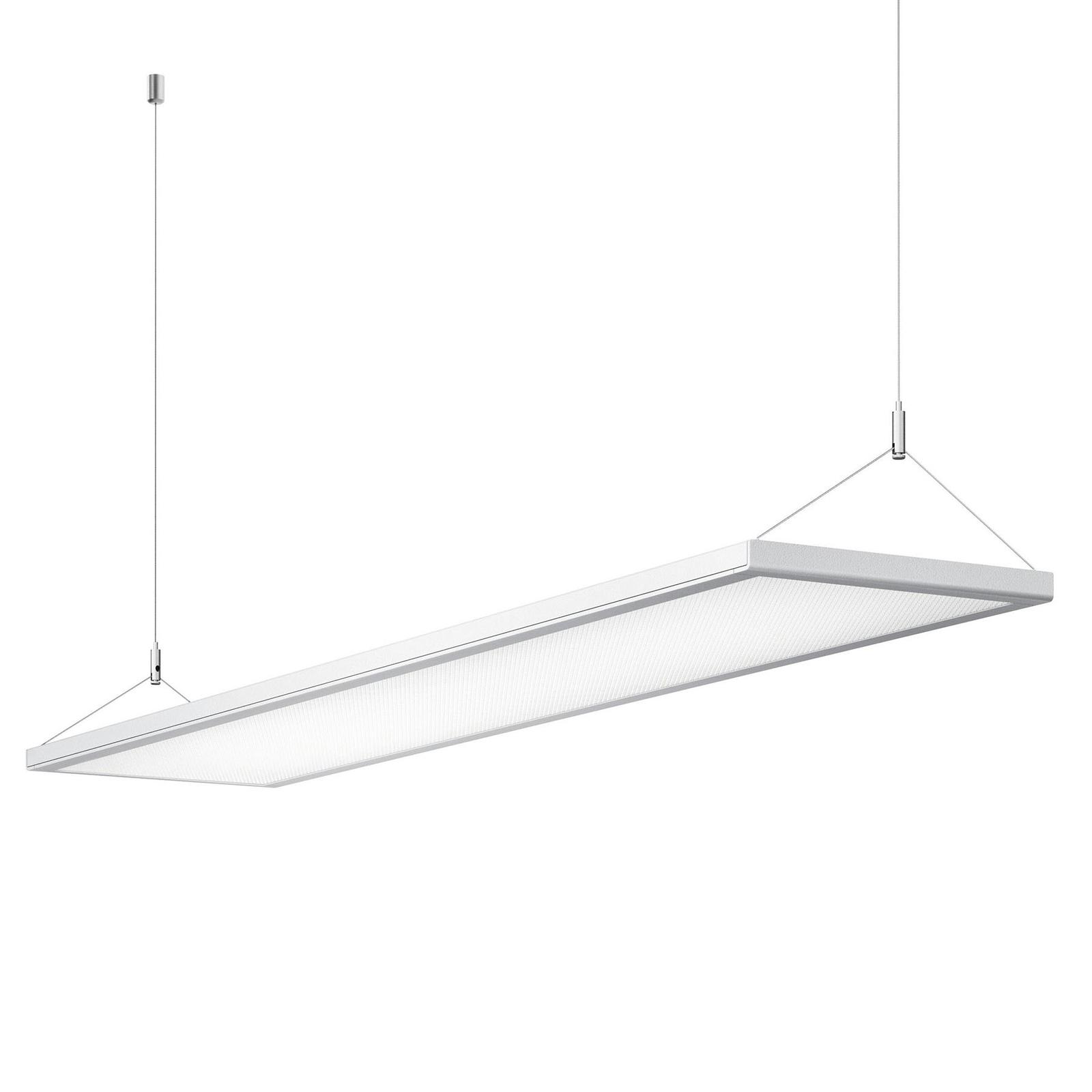 Suspension LED IDOO VTL, DALI, 65W, CCT, blanche