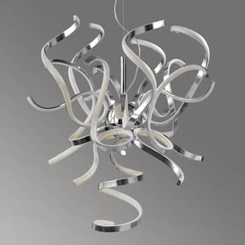 Výkonné LED závěsné světlo Weed