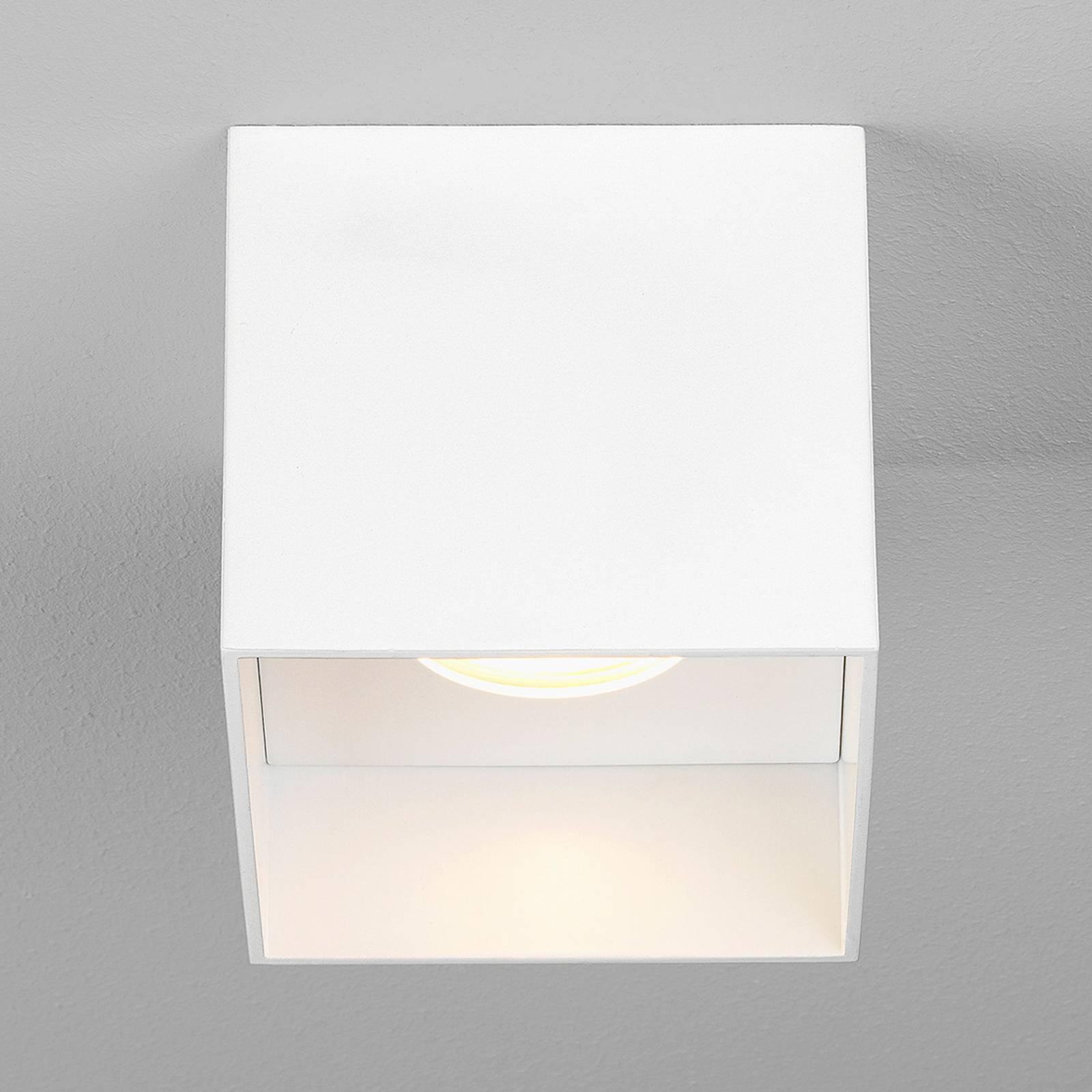 Astro Osca Square lampa sufitowa LED biała