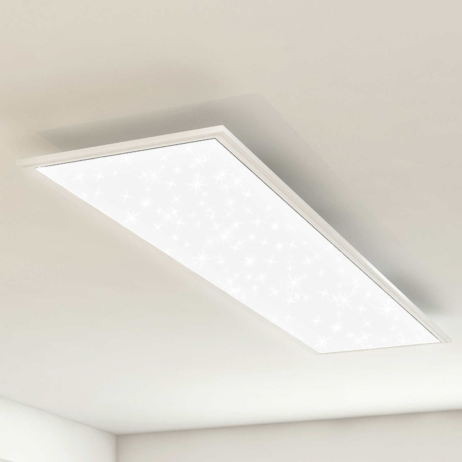 LED-Panel Sternenhimmel 7393, 119 x 29 cm
