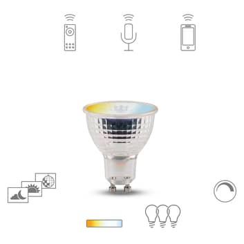 Müller Licht tint white Reflektor Retro GU10 4,8W