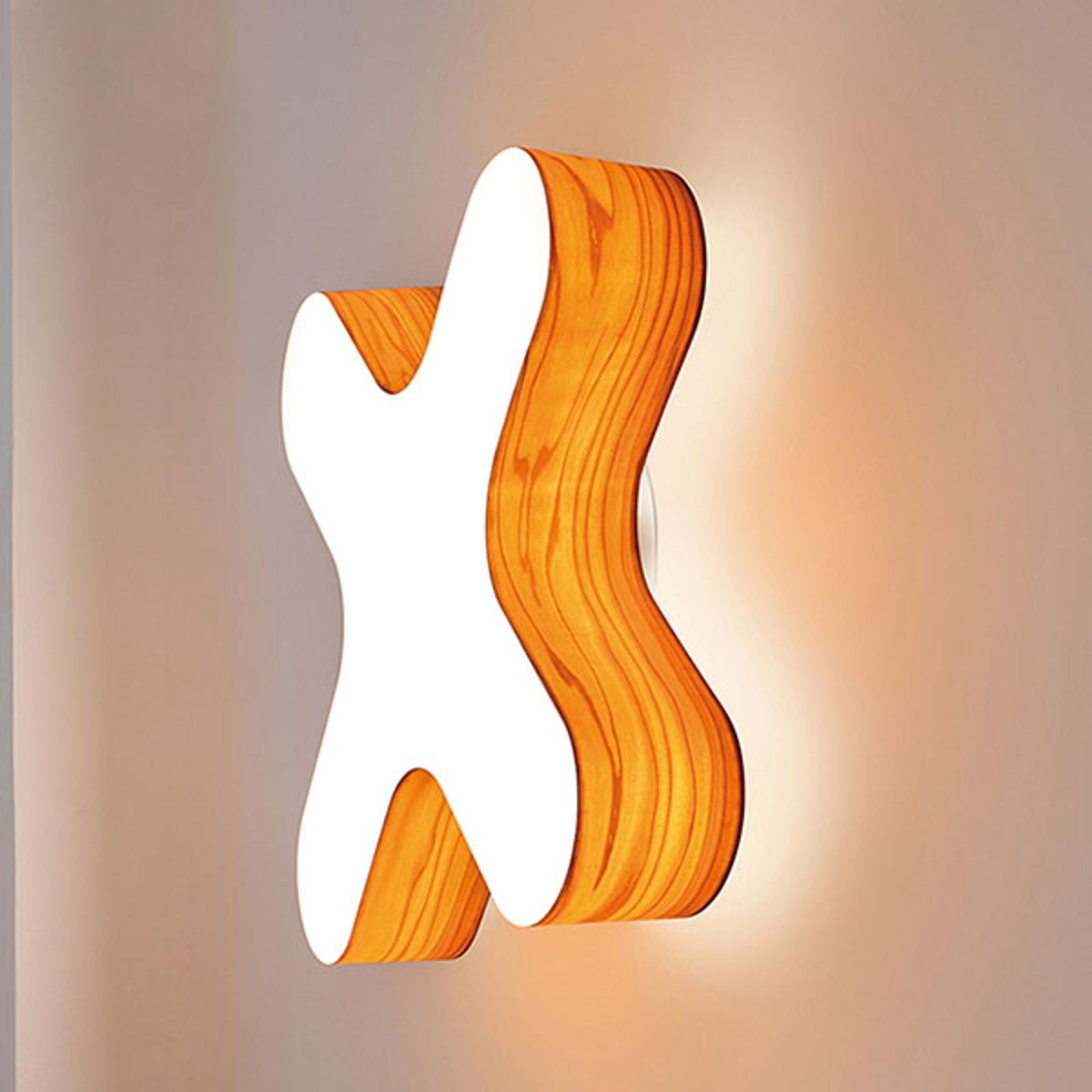 LZF X-Club LED-Wandleuchte 0-10V dim gelb