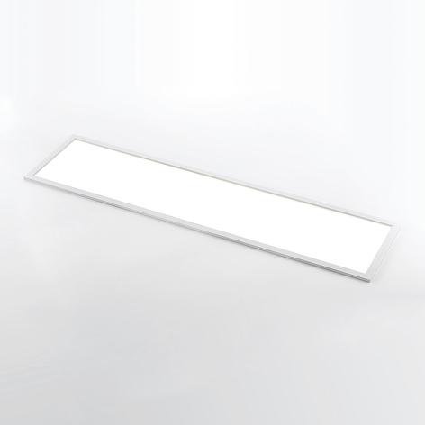 Arcchio Nesley LED-Panel, 120 cm, 4.000 K, weiß