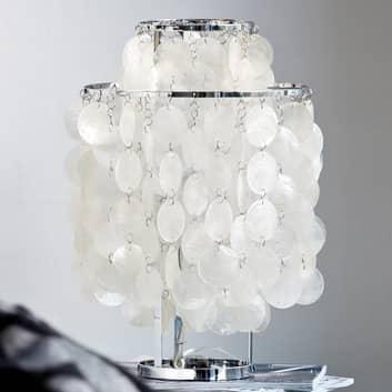 VERPAN Fun 2TM - parelmoer-tafellamp