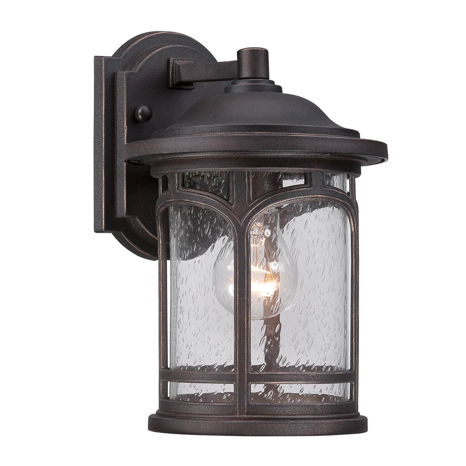 Buitenwandlamp Marblehead, hoogte 28 cm