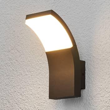 Venkovní nástěnné světlo Timm s LED