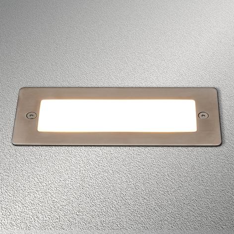 Holly-LED-seinään upotettava valaisin ulkokäyttöön