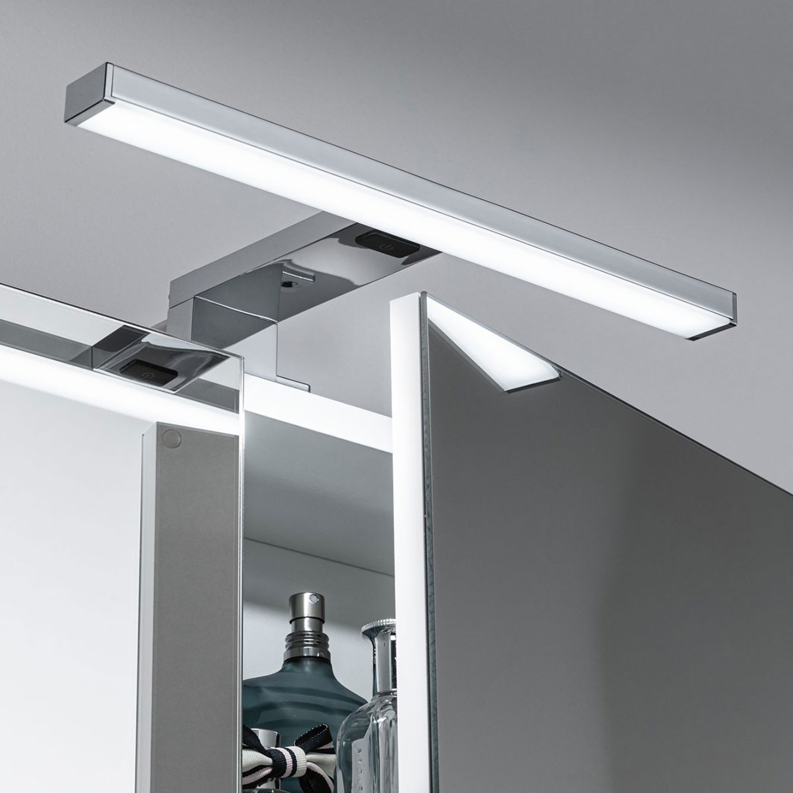 Paulmann HomeSpa Selo LED-Spiegelleuchte, CCT