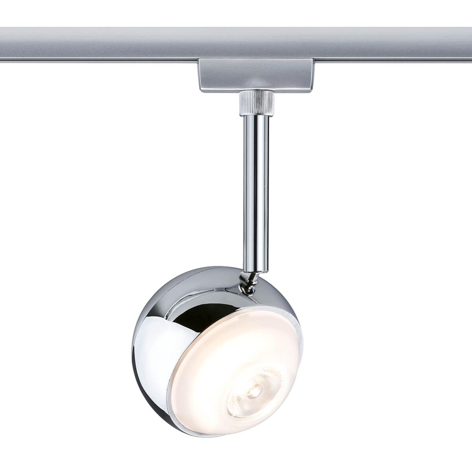 Paulmann URail Capsule II spot LED, chrom matowy