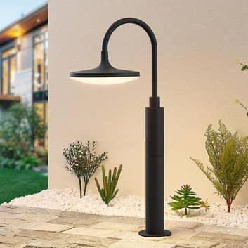 Arcchio Fineria baliza LED de aluminio