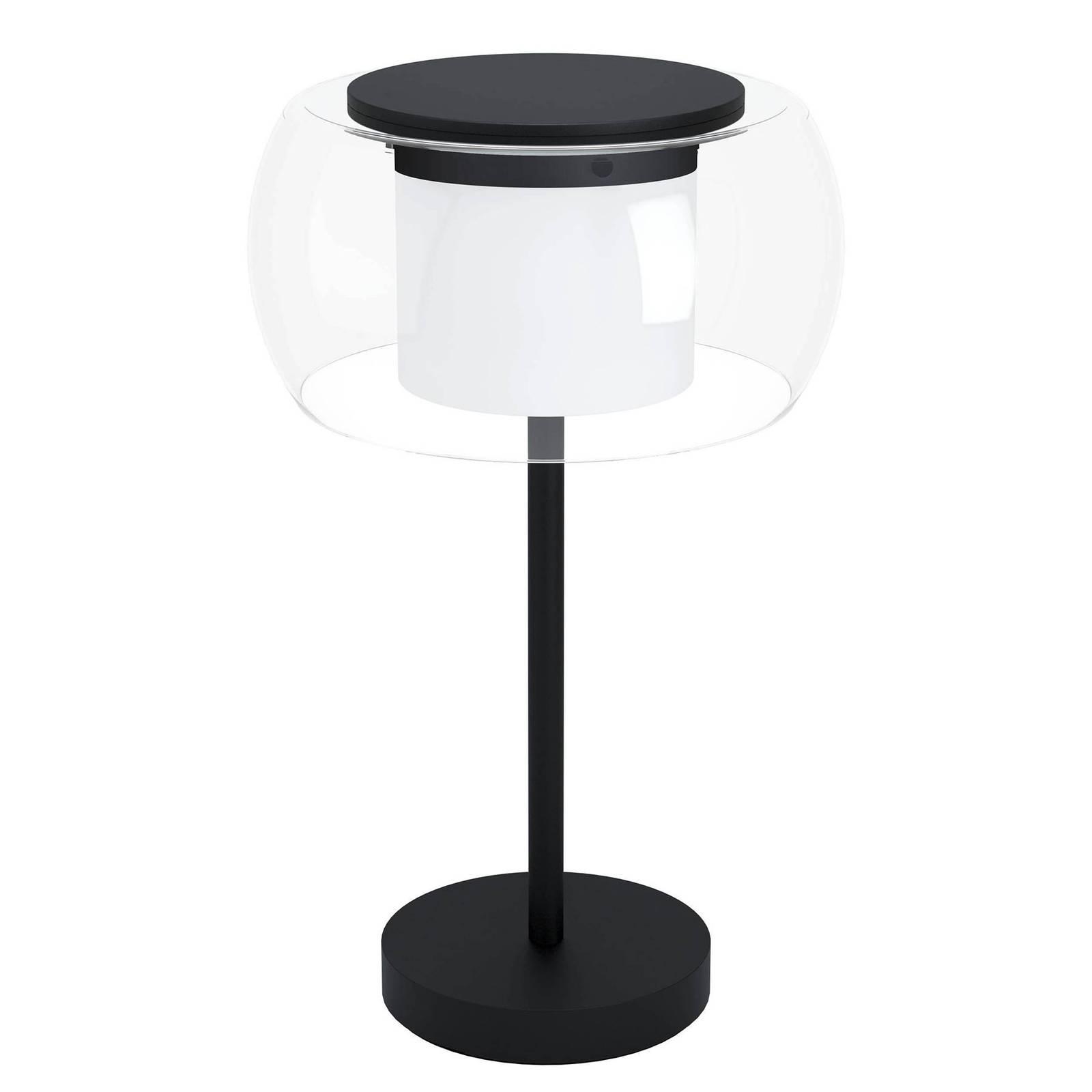 EGLO connect Briaglia-C lampada LED da tavolo