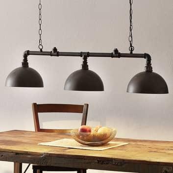 Effektiv hänglampa Ledning 3 lampor