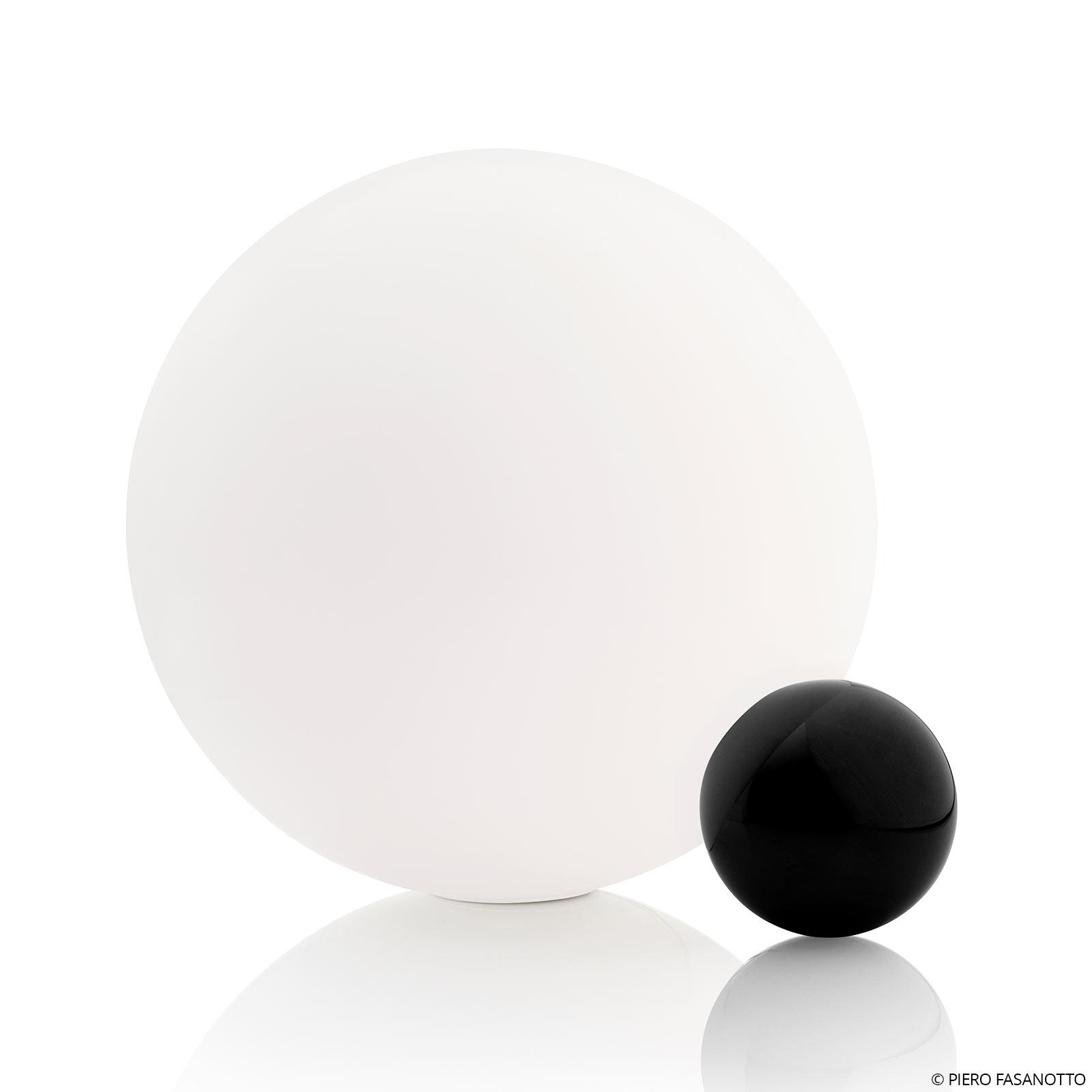 FLOS Copycat - LED-Tischleuchte, schwarz