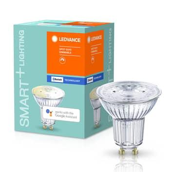 LEDVANCE SMART+ Bluetooth GU10 LED lamp 5W 2.700K