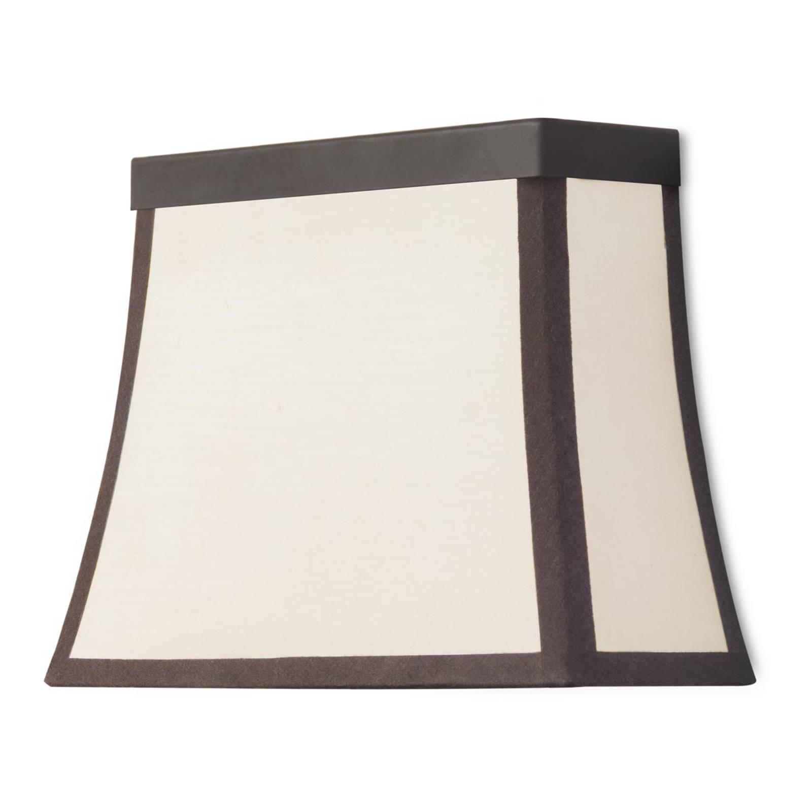 Fancy - textielen LED-wandlamp