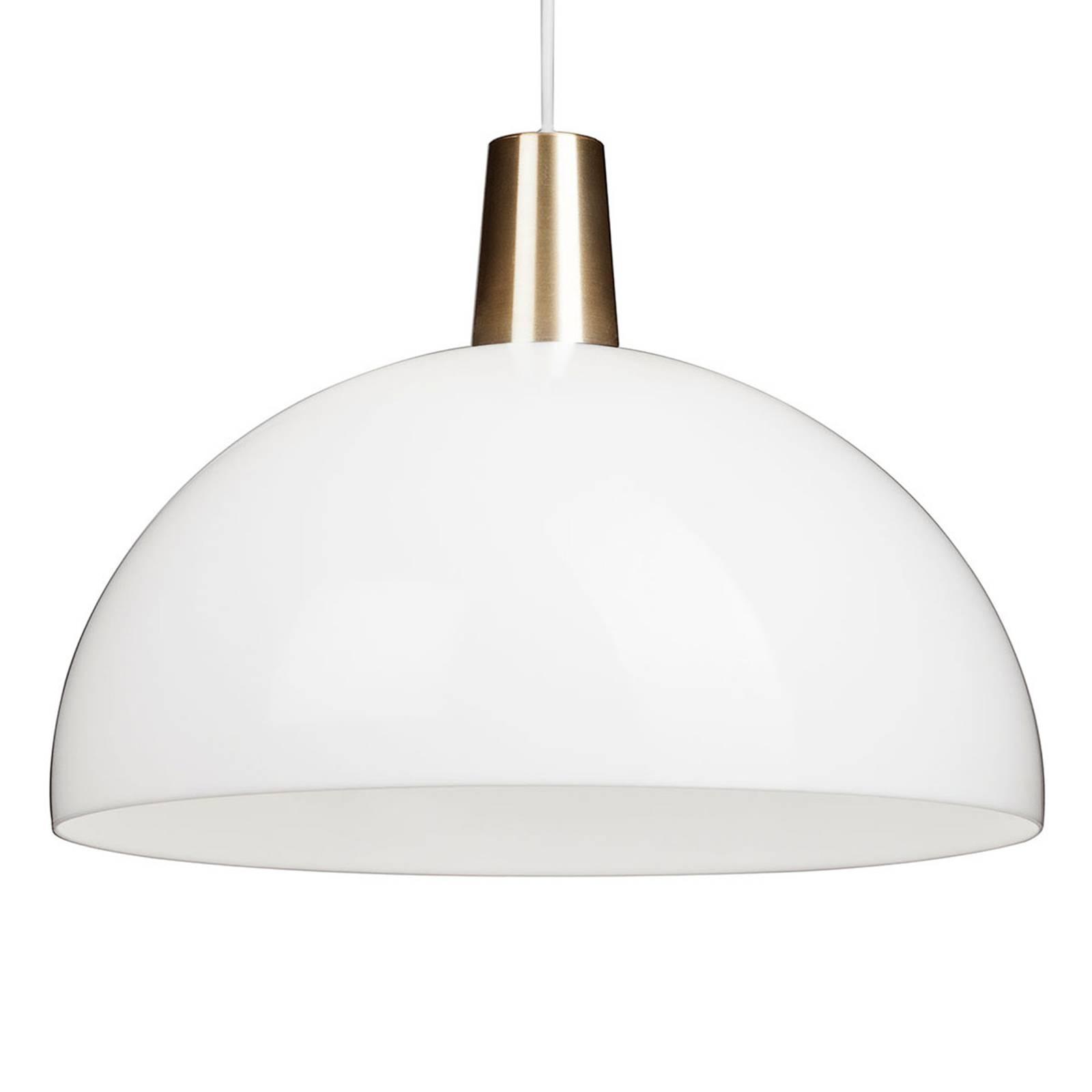 Innolux Kupoli hanglamp detail messing