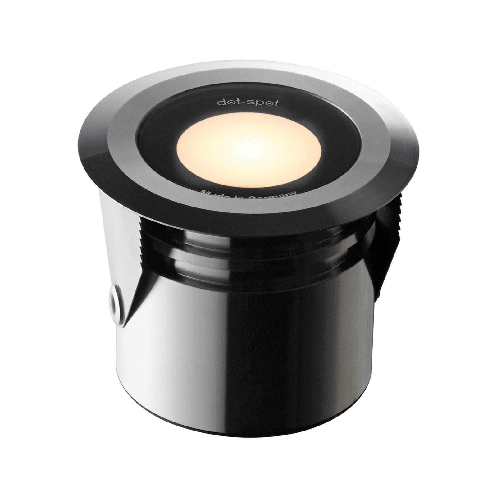 dot-spot LED-Einbaulampe Brilliance-Mini 24V, IP68