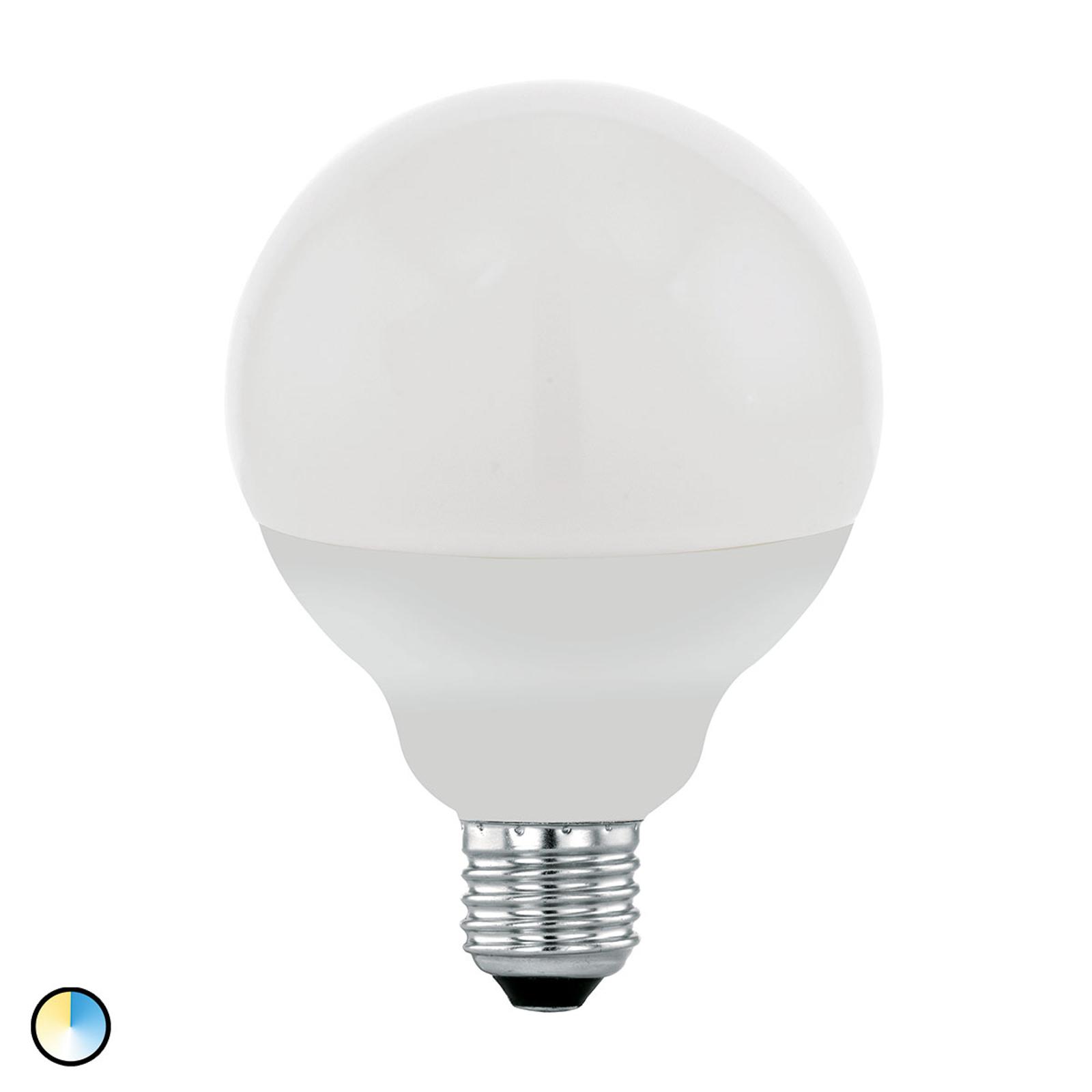 EGLO connect LED żarówka globe E27 13W 2700-6500K